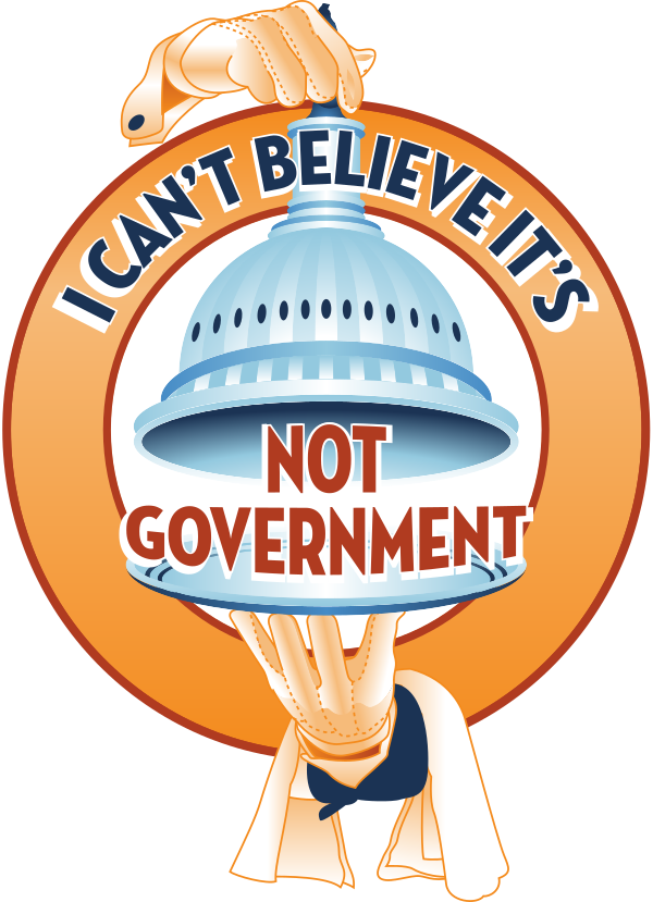 I Can't Believe It's Not Government