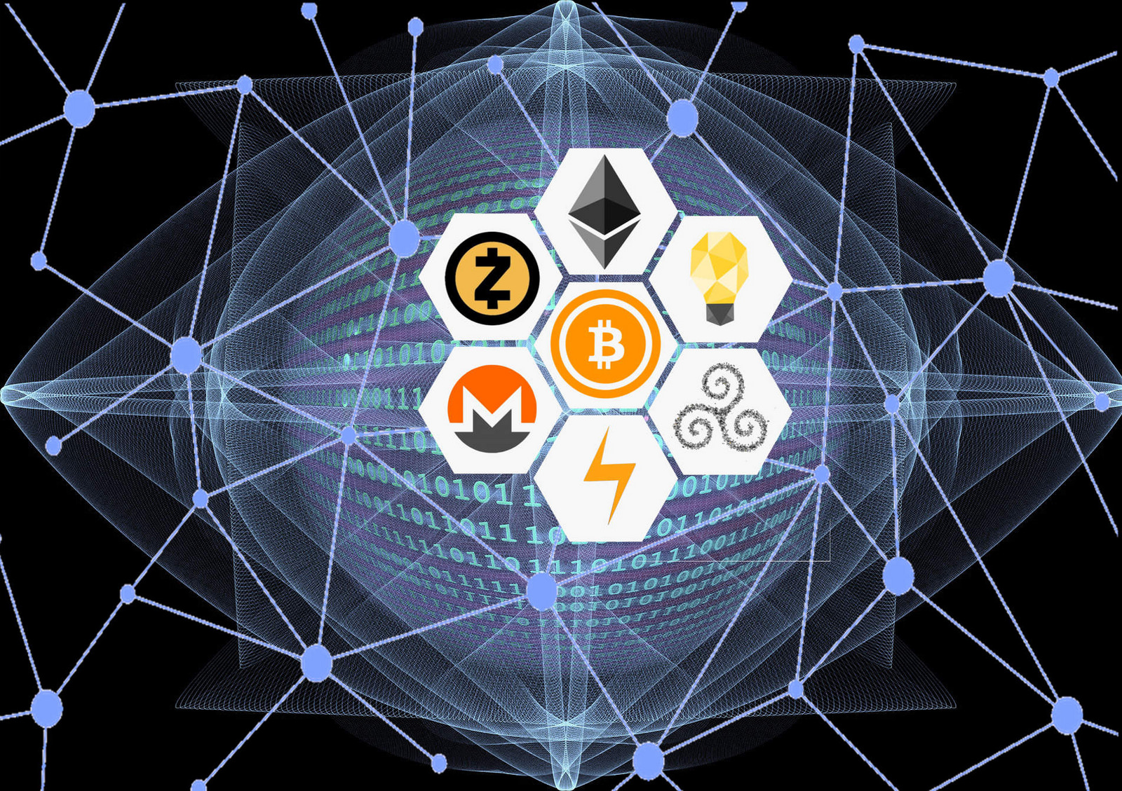 Cryptocurrencies Connected